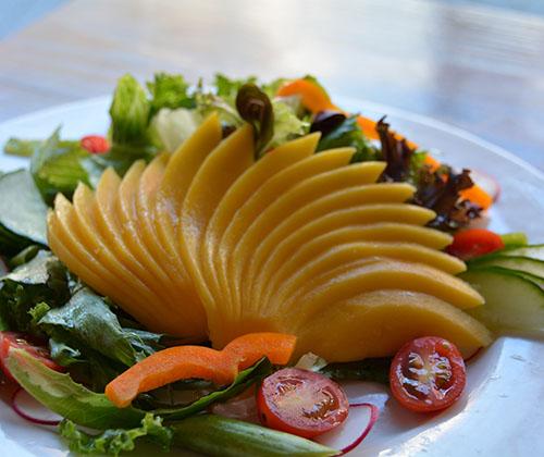 s9. mango salad